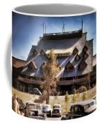 Old Faithful Inn Yellowstone  Coffee Mug