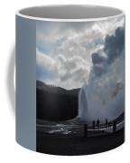 Old Faithful Morning Coffee Mug