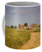Old Farm - Barn Coffee Mug