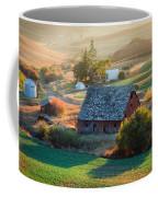 Old Farm In Eastern Washington Coffee Mug