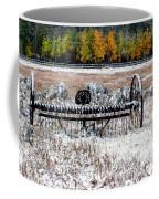 Old Farm Rake Coffee Mug