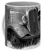 Old Farm Truck Coffee Mug