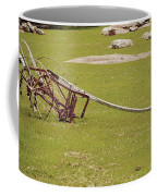 Old Farming Till Coffee Mug