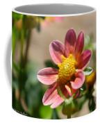 Old Fashion Dahlia Coffee Mug