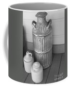 Old Fashion Milk Jug Coffee Mug