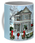 Old Fashioned Christmas Coffee Mug