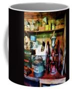 Old-fashioned Coffee Grinder Coffee Mug