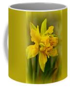 Old Fashioned Daffodil Coffee Mug