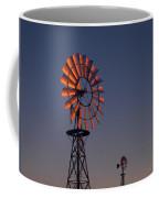 Old Fashioned Wind Mill Coffee Mug