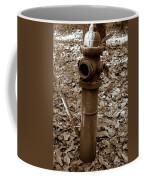 Old Fire Hydrant  Coffee Mug