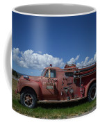 Old Fire Truck Coffee Mug