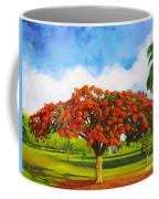 Old Flamboyan Coffee Mug