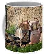 Old Flatbed International Truck Coffee Mug