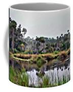 Old Florida Waterway Coffee Mug
