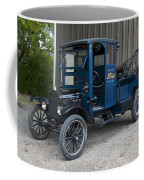 Old Ford Wrecker  Coffee Mug
