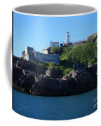 Old Fort Amherst By Barbara Griffin Coffee Mug