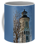 Old Fort Niagara Lighthouse 4484 Coffee Mug