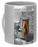 Old Fort Through The Magic Door Coffee Mug