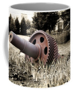 Old Foundry Gear Coffee Mug