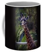 Old Funny Face Coffee Mug