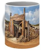 Old Garage  Coffee Mug