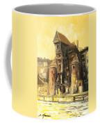 Old Gdansk - The Crane Coffee Mug
