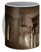 Old Glass Bottles Coffee Mug