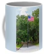 Old Glory High And Proud Coffee Mug