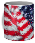 Old Glory Impression Coffee Mug