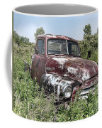 Old Gmc Truck Coffee Mug