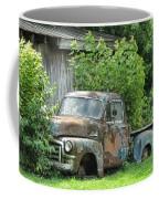 Old Gmc Coffee Mug