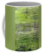 Old Green Grass Coffee Mug
