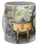 Old Grindstone Coffee Mug by Ivan Slosar