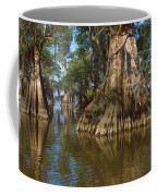Old-growth Cypresses At Lake Fausse Coffee Mug