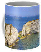 Old Harry Rocks - Purbeck Coffee Mug