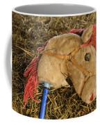 Old Hobby Horse Head Coffee Mug