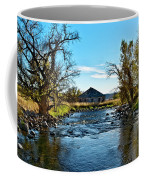 Old Homestead Along Hwy 16 Coffee Mug
