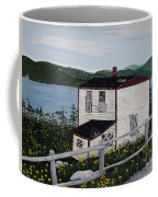 Old House - If Walls Could Talk Coffee Mug