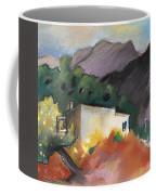 Old House In Altea La Vieja 02 Coffee Mug