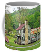 Old House In Penrose Nc Coffee Mug