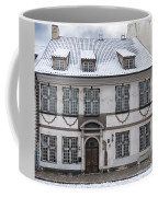Old House In Riga Coffee Mug