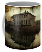 Old House On Canal Coffee Mug