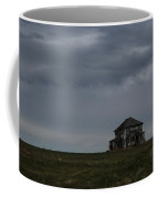 Old House On The Prairie Coffee Mug