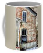 Old House Two Windows 13104 Coffee Mug