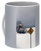 Old Hunter Coffee Mug