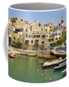 Old Jaffa Port Coffee Mug