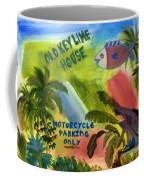 Old Key Lime House Coffee Mug