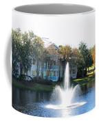 Old Key West Resort Panorama Walt Disney World Coffee Mug