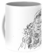 Old Lady Coffee Mug
