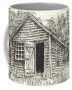 Old Lanes Cove Fishing Shack Coffee Mug